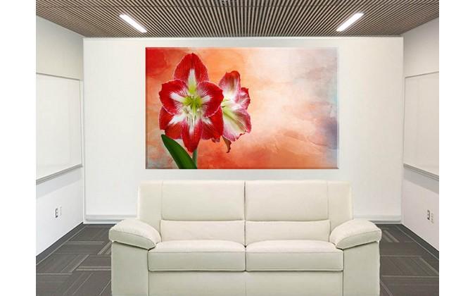 Flores decoradas 2047
