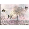 Decorar con cuadro mariposas