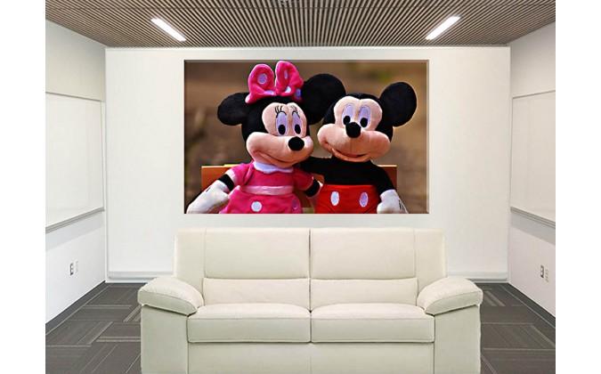 Mickey Mouse Disney Minnie Ratones Lindo