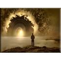 Fantasía La Luz Estado De Ánimo Cielo Hermosa