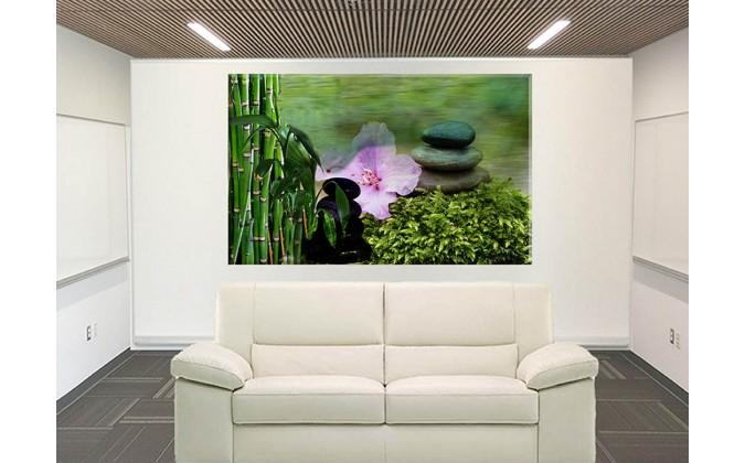 Zen Jardín Japonés Jardín Meditación Calma