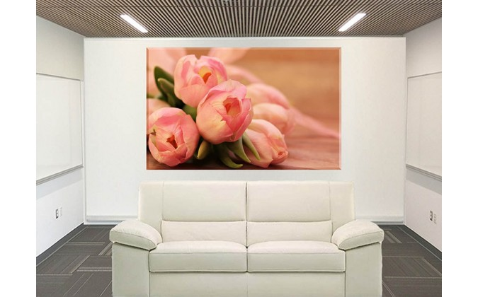 Tulipanes ramo