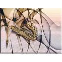 Saxofón Música Instrumentos Orquesta