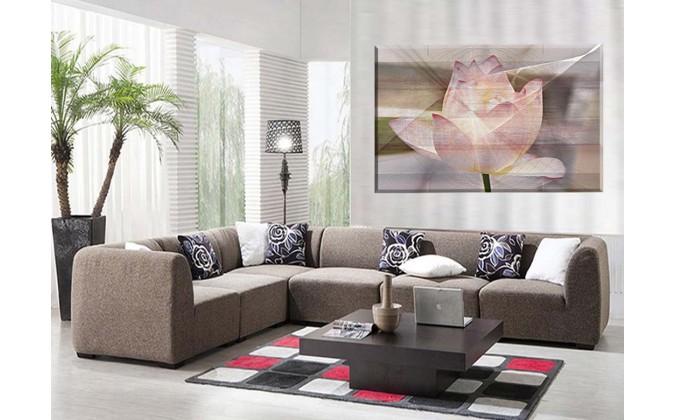 9033-Rosa abstracta