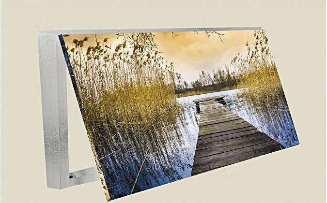 CubrecontadorPaisaje Agua Río Cielo Lago Silencio Tranquilidad
