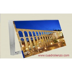 atardecer acueducto de Segovia cubrecontador a medida