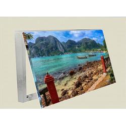 Tailandia Koh Phi-Phi Paraíso Playa Océano Mar