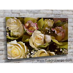 9001-Rosas decoración
