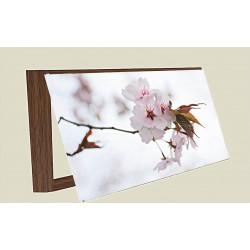 Cubrecontador Flores De Cerezo Japonés