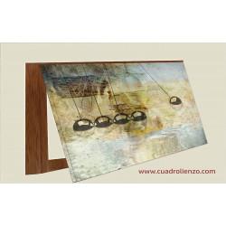 Cubrecontador-newtons-abtracto