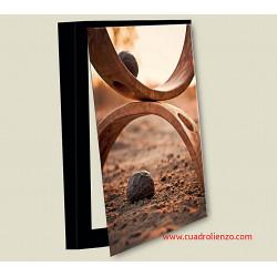 cubrecontador Zen madera
