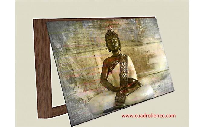 Cubrecontador Buda abstracto