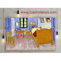 La Habitación de Vincent van Gogh