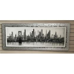 Nueva York gris plara 60x150 c,m