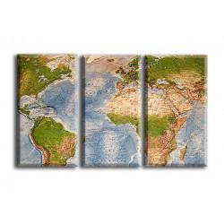 Mapa mundial-25524