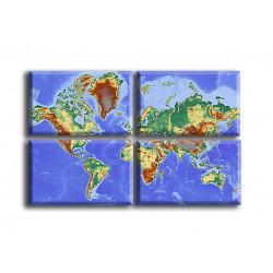 Mapa azulon-24503