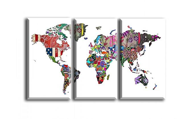 World mapa-24509