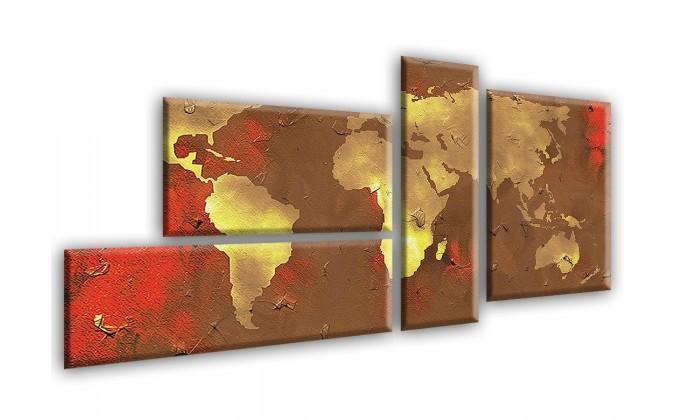 Mapa marron-24511