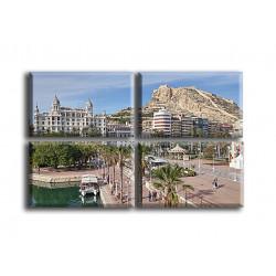 13007-Castillo Santa Barbara Alicante