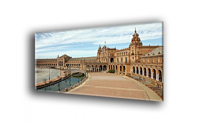 13022-Plaza de España Sevilla