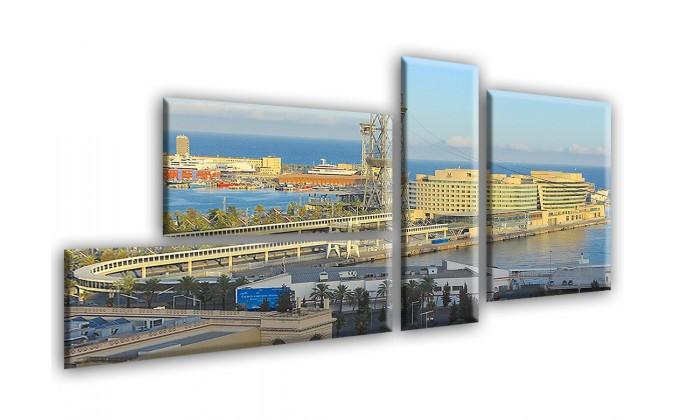 13024-Puerto Bacelona