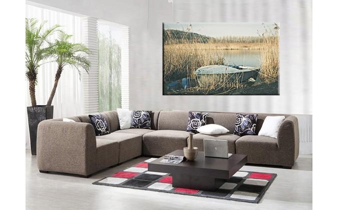 21506-Barca en la rio
