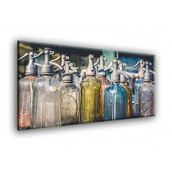 75005-antiguas botellas sifónes