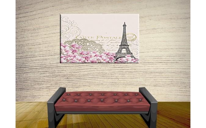 60010-Postal de Paris