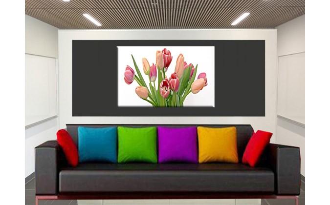 9511-Ramo tulipanes de novia