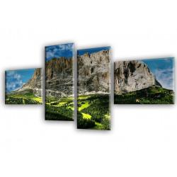 22508-Montañas Dolomitas Sassolungo