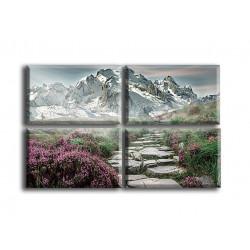 22513-Paisaje de montañas panorámico