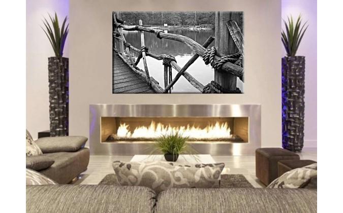20528-Puente antiguo de madera