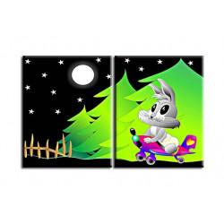 90005-Conejito Walt Disney