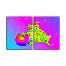 90010-Principe rana rey bola de oro