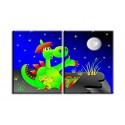 90013-Dragón criatura mítica
