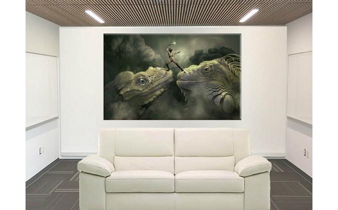 70514-Fantasía Dragones Mística