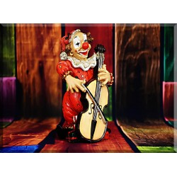 42013-Payaso y violin