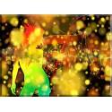 42024-Bokeh Danza Discoteca Movimiento Música