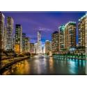 17505-Chicago Illinois Río
