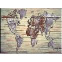 24525-mapa madera marron