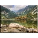 22519-Bergsee Altos Tatras El Agua Montañas Paisaje Lago