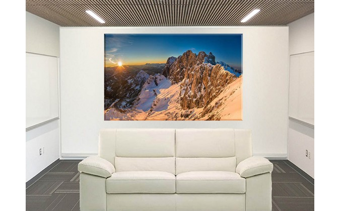22520-Dachstein Austria Hora Dorada Alpine Montañas