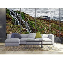 Fotomural -22504-waterfall-