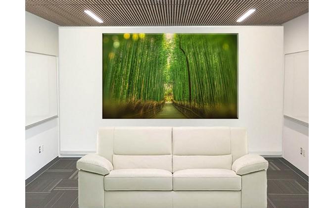 25016-Pasarela de bambú