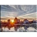15518- puesta de sol Saskatoon