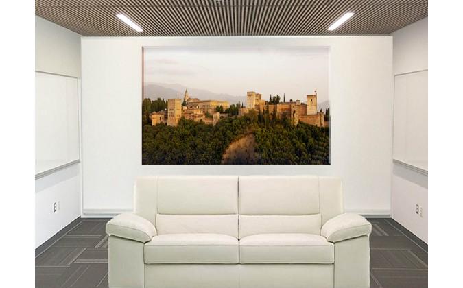 lienzo Alhambra de Granada_10039