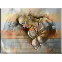 Lienzo desnudo abstracto-72015