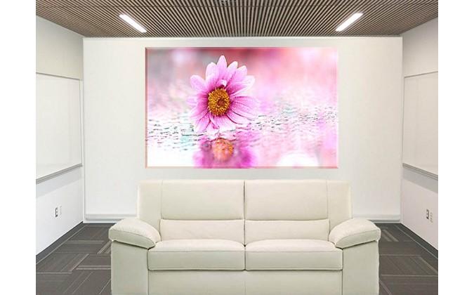 Flor Margarita rosa - 6023