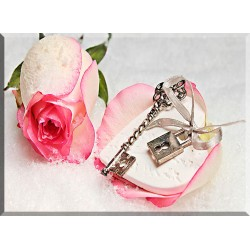 9002-Rosa corazón