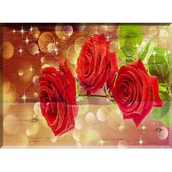 9011-Rosas con burbuja